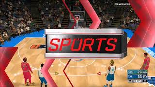 Island Gang vs Monstarz NBA 2k Comp Games PLAYOFF ATMOSPHERE