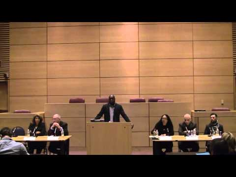 After Ferguson: A Panel Discussion (1-21-15)