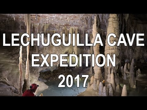 Lechuguilla Cave - Far West Expedition 2017