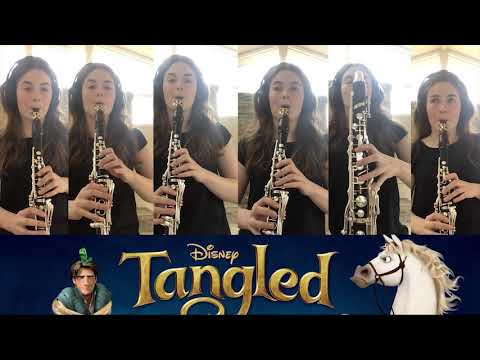 I See the Light Clarinet Sextet