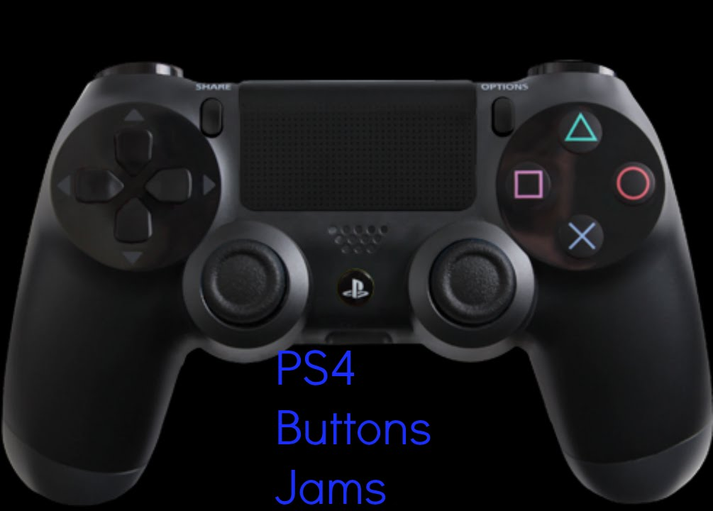 How to fix sticky buttons on ps4 controller