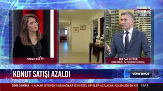 İstanbul'da ev fiyatları düştü