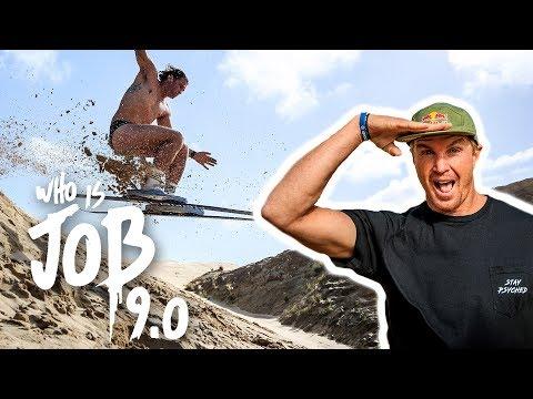 An Eyebrow Challenge and Giant Sand Dunes   Who is JOB 9.0 S8E6