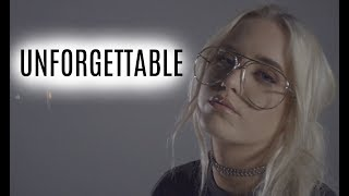 Unforgettable - French Montana feat. Rae Sremmurd - Cover by Macy Kate