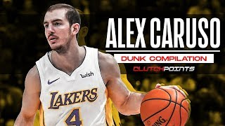 Alex Caruso Epic Dunk Compilation
