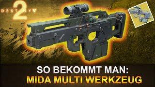Destiny 2: So bekommt man Mida Multi Werkzeug (Deutsch/German)