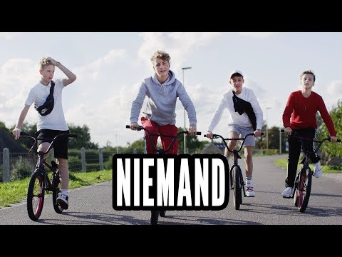 FOURCE – NIEMAND (officiële videoclip)