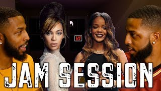 """JAM SESSION"" is a brand new series where we at random listen to di..."