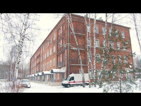 В Казани после ремонта открылась детская инфекционная больница им. Агафонова