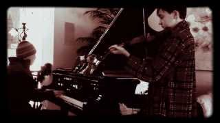 """Disarm | Kids | Separate Ways"" - Smashing Pumpkins / MGMT / Journey - piano & vilolin"