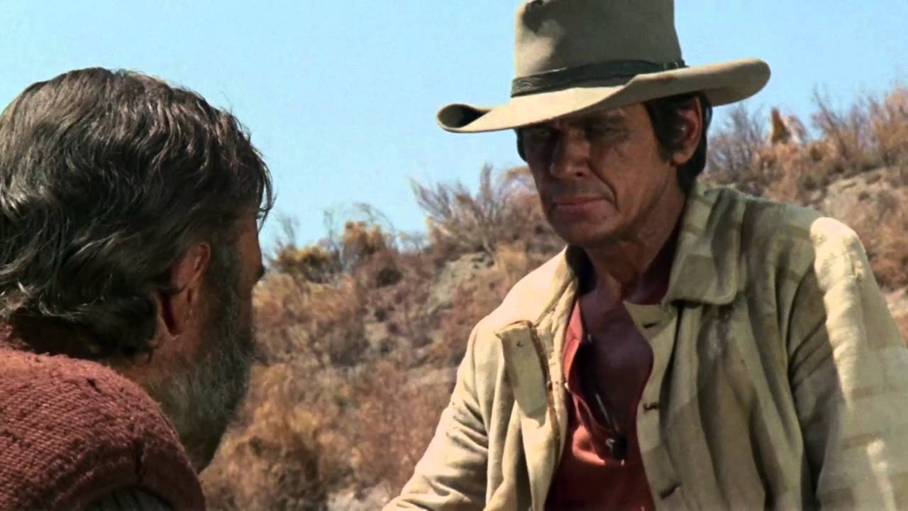 Once Upon A Time In The West (1969) | (4/4) | Cheyenne's