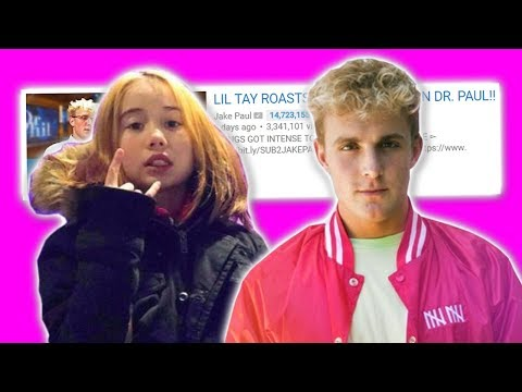 Lil Tay Roasts Jake Paul To His Face