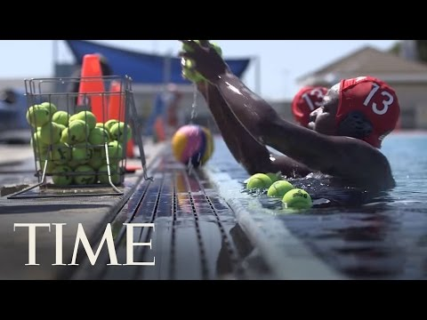 Meet The Goalie Changing The Face Of Usa Water Polo | TIME