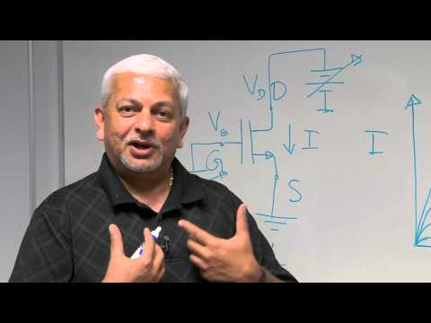Micro-Universe Lecture Series, Lecture 1: Man, the MOSFET
