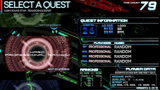 [Sabin Sound Star : RB] Extra Quest - No. 26 ~Hard Professional Random~
