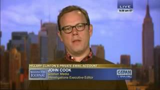 "Gawker's John Cook: Clinton ""Nixonian,"" Convenience Excuse ""Preposterous"" And ""Insulting"""