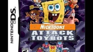 Attack of the Toybots (DS) Soundtrack - Boss Theme