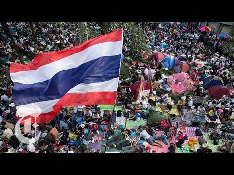 Thailand Protests 2014 News: Scenes From Bangkok | The New York Times