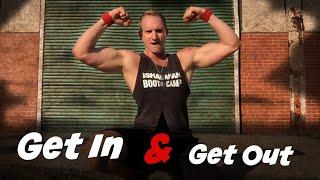 Kettlebell Boot Camp Fat Burn Workout | 30 Minutes
