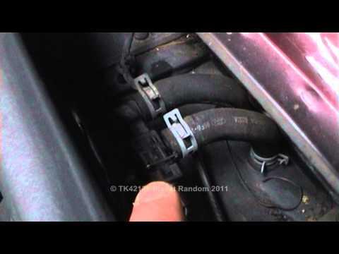 Fiesta Ka and Puma heater valve - YouTube