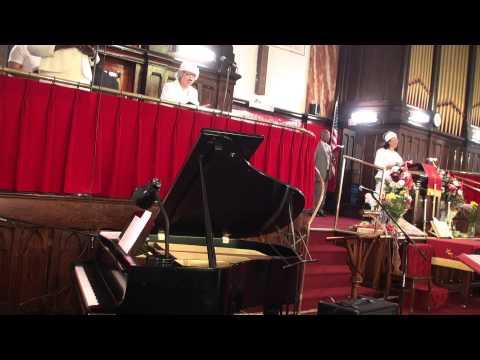 Chris Fleischer Pipe Organ I Come To The Garden Alone