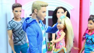 Мультфильм Барби  Игры для девочек на русском  Кукла Barbie Doll