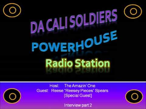 Cali Soldiers Powerhouse Radio