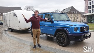 IT'S TIME! The Big Drive to Collect My Dream Car