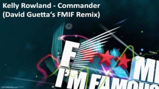 Kelly Rowland - Commander (David Guetta