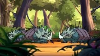 "Winx Club Season 3 Episode 15 ""The Island of Dragons"" RAI English HD"