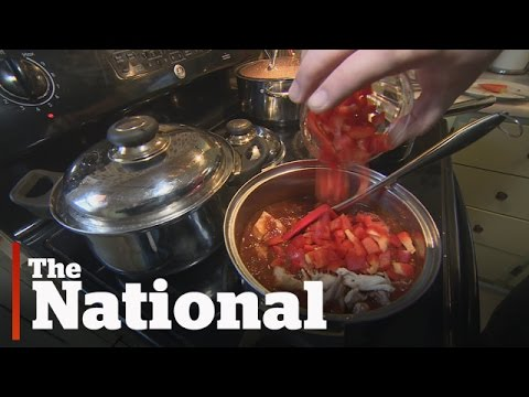 Food Prices Spike in Canada