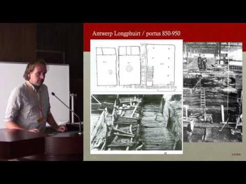 Early medieval urban life in the Low Countries before the 10th-11th c.: approaches and problems