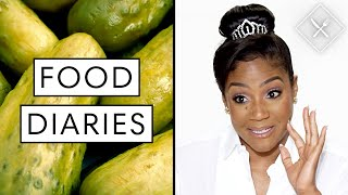 Everything Tiffany Haddish Eats in a Day | Food Diaries: Bite Size | Harper's BAZAAR