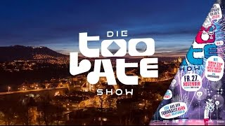 Die Finale Too Late Show
