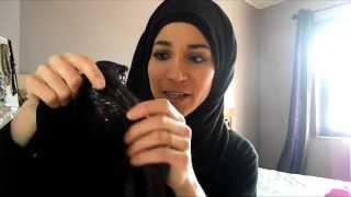 Khaleeji Hijab Tutorial Thumbnail