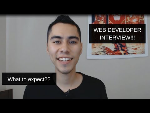 Web Developer Interview | What to expect