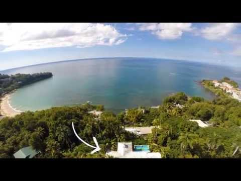 """The """"Butterfly Beach House"""" of St. Lucia - Walk to the Beach"""