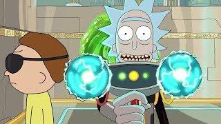 Rick & Morty Season 4 Trailer & Release Date Explained!