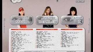 DJ MARTA @ WOMAN PLATINUM 2003 ... CD 1