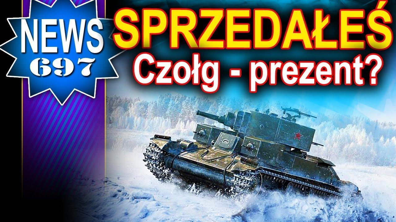 Sprzedałeś czołg – prezent? Niedobry Ty! – News – World of Tanks