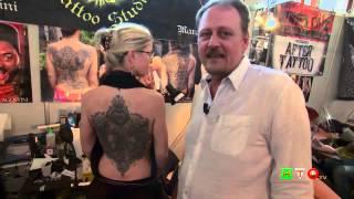 XVI International Tattoo Expo - Intervista a Marco Manzo - Tribal Tattoo Studio - www.HTO.tv