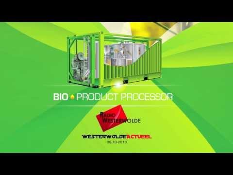 """Radio Westerwolde: """"Westerwolde Actueel"""" Bio Product Processor"""