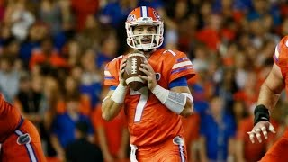 Florida QB Will Grier Has 4 TD Passes In Big Win Over Ole Miss