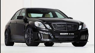 Brabus E V12 Coupe 2010 Videos