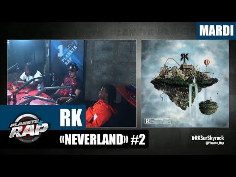 Youtube: Planète Rap – RK«Neverland» avec Koba LaD #Mardi