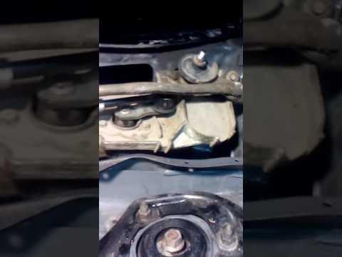 Ремонт моторчика заднего стеклоочистителя митсубиси аутлендер xl Замена заднего тормозного диска freelander 2