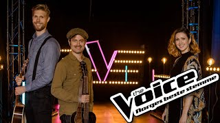 Ash&Thorns vs Charlotte Sofie|Whiskey Lullaby(Brad Paisley, Alisson Krauss)|Battle|The Voice Norway
