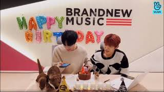 Gambar cover 190129 Daehwi & Woojin VLIVE - 'Candle' Release