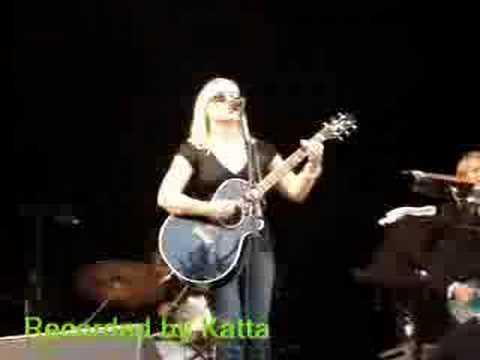 Lene Marlin Unforgivable Sinner live in Drammen 2008
