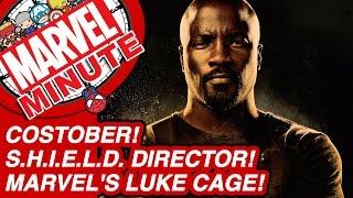 Costober! Marvel's Luke Cage! - Marvel Minute 2016